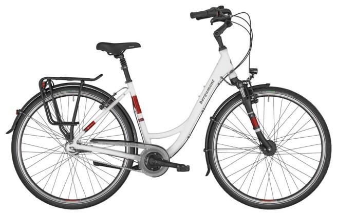 Citybike Bergamont Belami N7 white 2020