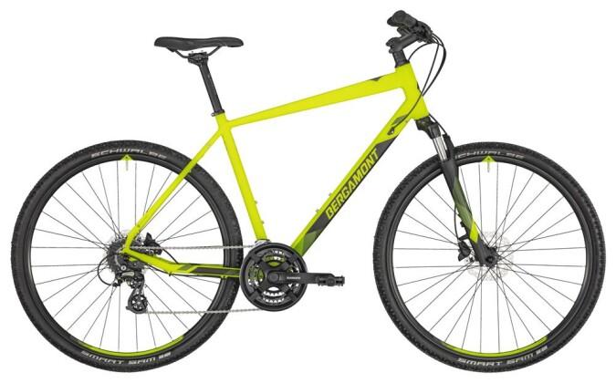 Crossbike Bergamont Helix 3 Gent 2020