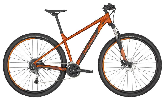 Mountainbike Bergamont Revox 4 orange 2020