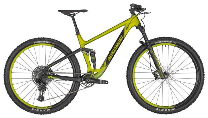 Mountainbike Bergamont Contrail 5 2020