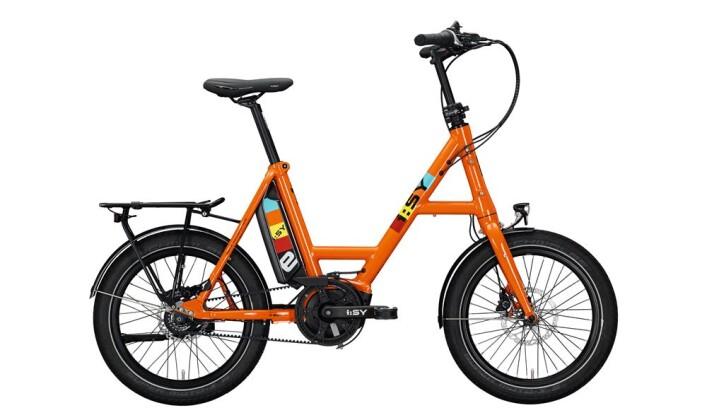 E-Bike i:SY DrivE S8 ZR RT 2020