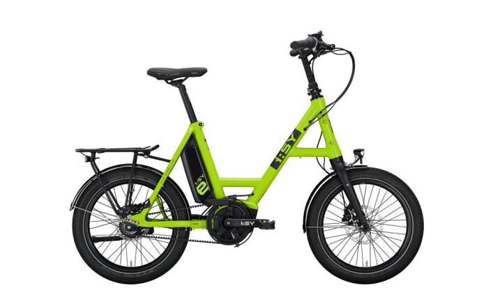 E-Bike i:SY DrivE S8 ZR RT 2020