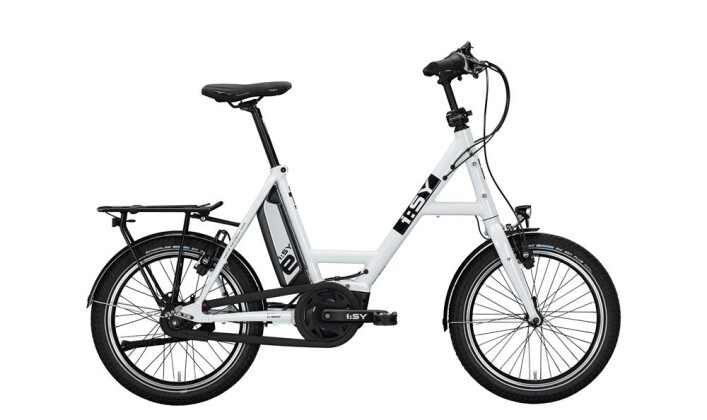 E-Bike i:SY DrivE S8 RT 2020