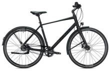 Urban-Bike FALTER U 8.0 Herren / black-silver