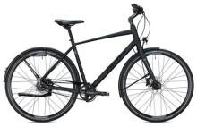 Urban-Bike FALTER U 7.0 Herren / black-light blue