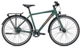 Urban-Bike Falter U 6.0 Herren / dark green-gold