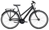 Urban-Bike Falter U 4.0 Trapez / black-red