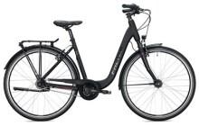 Urban-Bike FALTER U 4.0 Wave / black-red