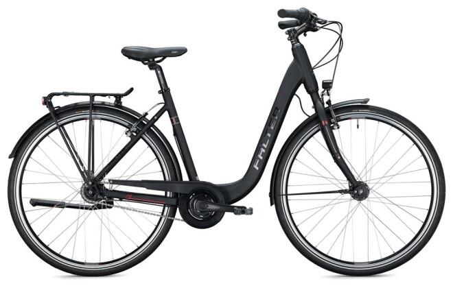 Urban-Bike Falter U 4.0 Wave / black-red 2020