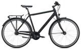 Urban-Bike Falter U 4.0 Herren / black-red