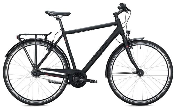 Urban-Bike Falter U 4.0 Herren / black-red 2020