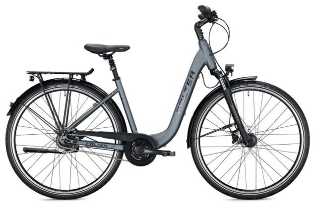 Citybike FALTER C 6.0 Wave / anthracite-silver 2020