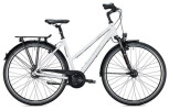 Citybike FALTER C 5.0 Trapez / red