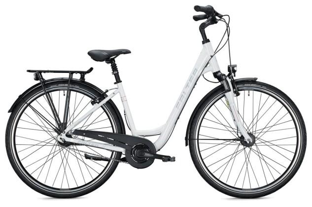 Citybike Falter C 4.0 Wave / white 2020