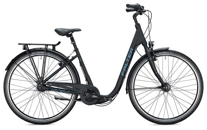 Citybike FALTER C 4.0 Comfort grey 2020