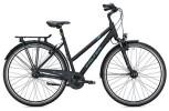 Citybike FALTER C 4.0 Trapez / black-grey