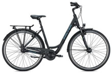 Citybike FALTER C 4.0 Wave / black-grey