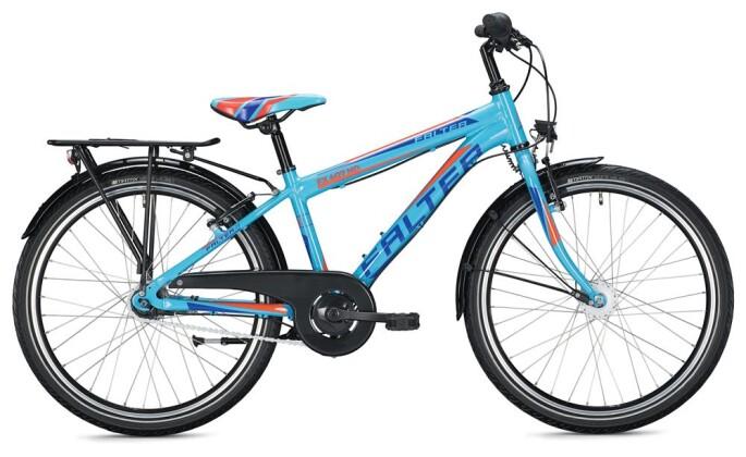 Kinder / Jugend Falter FX 407 ND Diamant / blue-orange 2020