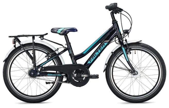 Kinder / Jugend Falter FX 207 ND Trave / dark blue-anthracite 2020