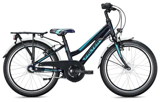 Kinder / Jugend Falter FX 203 ND Trave / dark blue-anthracite 2020