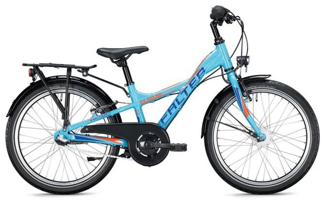 Kinder / Jugend Falter FX 203 ND Y-Lite / light blue-orange 2020