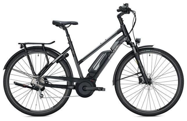 E-Bike FALTER E 9.5 KS Trapez / black 2020