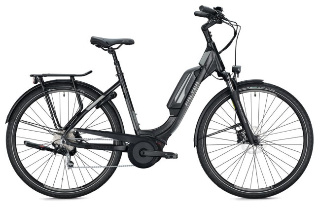E-Bike Falter E 9.5 KS Wave / black 2020