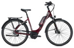 E-Bike FALTER E 9.5 RT Wave / bordeaux