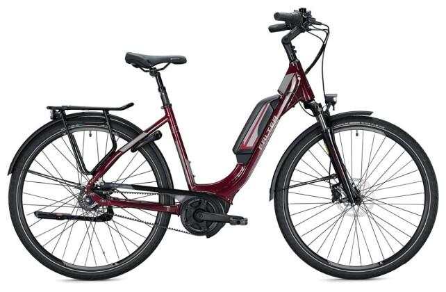 E-Bike Falter E 9.5 RT Wave / bordeaux 2020