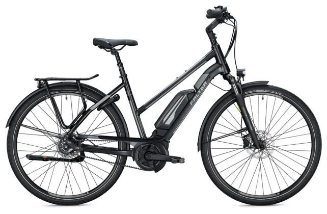 E-Bike FALTER E 9.5 FL Trapez / black 2020
