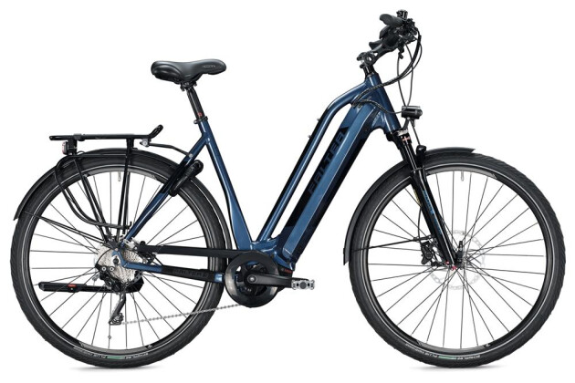 E-Bike FALTER E 9.8 KS PLUS / dark blue 2020