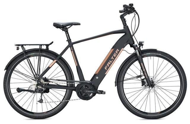 E-Bike FALTER E 9.8 KS Herren / black 2020