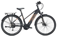 E-Bike Falter E 9.8 KS Trapez / black