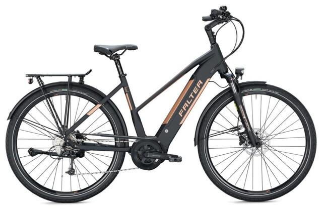 E-Bike FALTER E 9.8 KS Trapez / black 2020