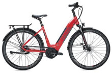 E-Bike Falter E 9.8 RT Wave / dark red