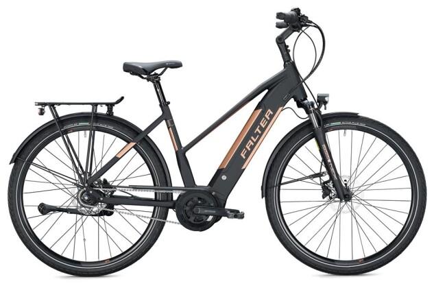 E-Bike Falter E 9.8 RT Trapez / black 2020