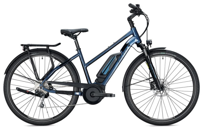 E-Bike FALTER E 9.0 KS 500 Trapez / dark blue-black 2020