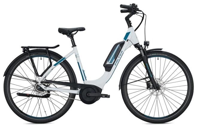 E-Bike FALTER E 9.0 RT 400 Wave / white 2020