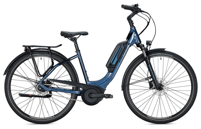 E-Bike FALTER E 9.0 FL 400 Wave / dark blue-black 2020