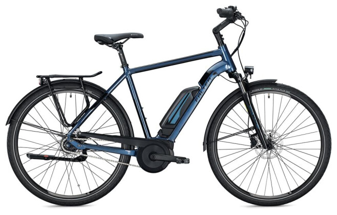E-Bike Falter E 9.0 RT 500 Herren / dark blue-black 2020