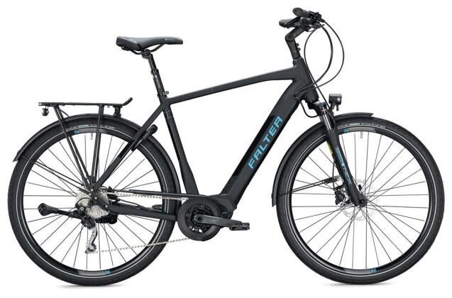 E-Bike Falter E 8.9 Herren / black-black 2020