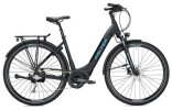E-Bike FALTER E 8.9 Wave / black-black