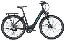 E-Bike FALTER E 8.9 Wave / black-black