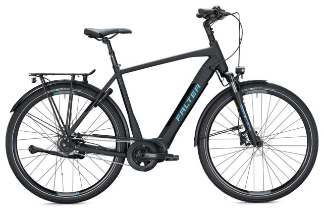 E-Bike Falter E 8.8 RT Herren / black-black 2020