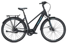 E-Bike FALTER E 8.8 RT Trapez / black-black