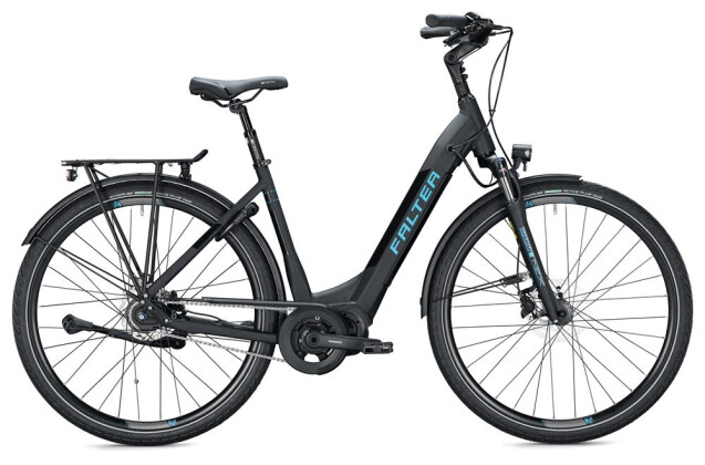 E-Bike Falter E 8.8 RT Wave / black-black 2020