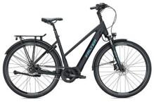 E-Bike FALTER E 8.8 FL Trapez / black-black