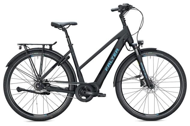 E-Bike Falter E 8.8 FL Trapez / black-black 2020
