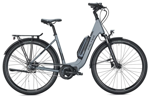 E-Bike FALTER E 8.2 FL 400 / anthracite-grey 2020