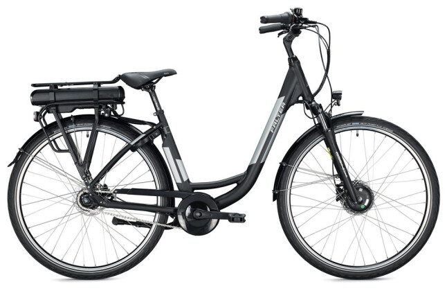 E-Bike FALTER E 4.0 RT / black 2020